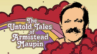 Netflix box art for The Untold Tales of Armistead Maupin