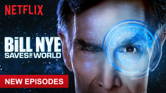 Netflix box art for Bill Nye Saves the World - Season 2