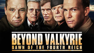 Beyond Valkyrie: Dawn of the Fourth Reich (2016) on Netflix in the Netherlands