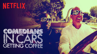 Netflix box art for Comedians in Cars Getting Coffee - Season First Cup